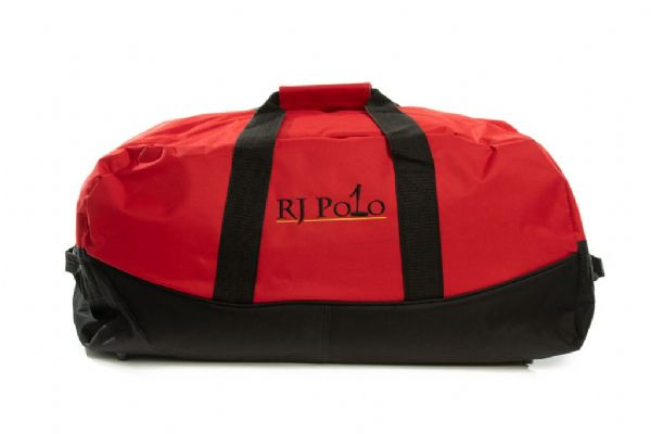 RJ  Polo Kit and Tack Bag in Red